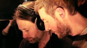 Thome Yorke & Robert Del Naja Score Documentary
