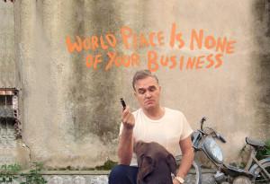 MorrisseyWorldPeace