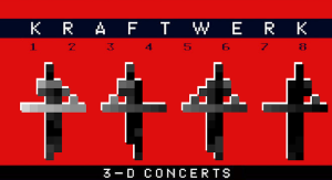 Kraftwerk North American 3D Tour