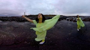 Björk releases Stonemilker & Black Lake Videos