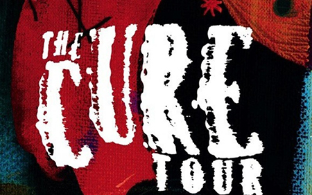 The Cure Announce 2016 Tour and Remix Ride's Vapour Trail.