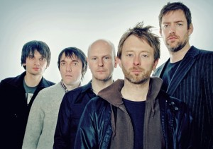 Radiohead Announces Tour Dates