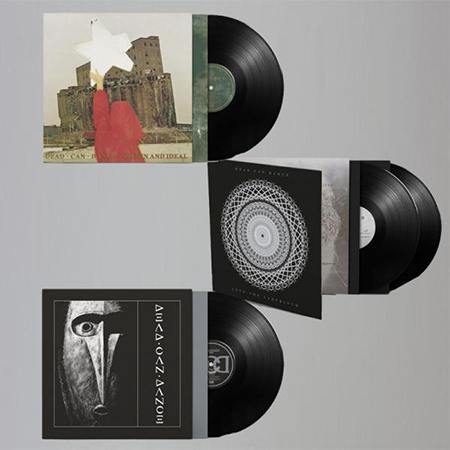 Dead Can Dance Vinyl Re-issues