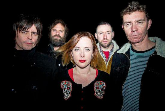Slowdive Working on New Album